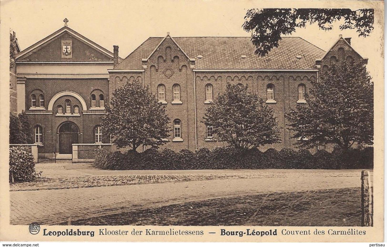 Karmelietessenklooster - Leopoldsburg