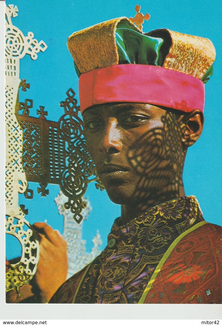 461-Folklore-Usi E Costumi-Religione-Etiopia - Africa