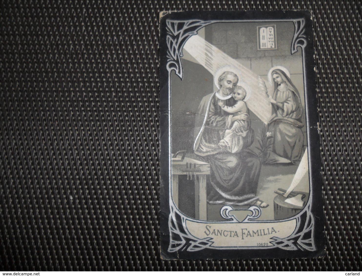 Doodsprentje ( D 414 )  Cauwelier / Demuynck -  Ardoye  Ardooie  1913 - Décès