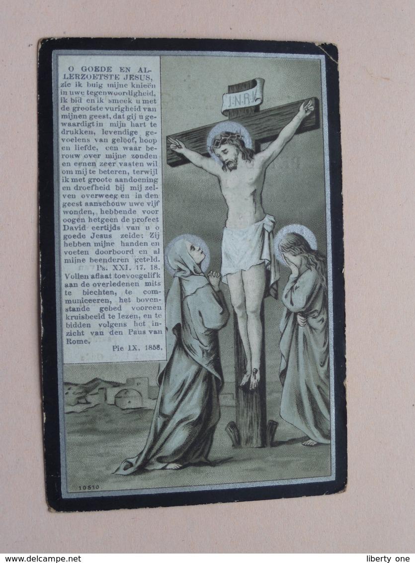 DP Petrus ROBYN ( Van Hemelryck ) Cappellen-op-den-Bosch 18 Meert 1820 - Leuven 14 Mei 1902 ( Zie Foto's ) ! - Obituary Notices