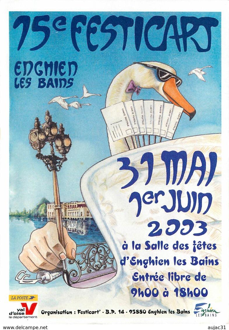 Illustrateurs - Illustrateur Claude Coudray - Enghien Les Bains - Animaux - Cygnes - Autographe - Signature - Illustratoren & Fotografen