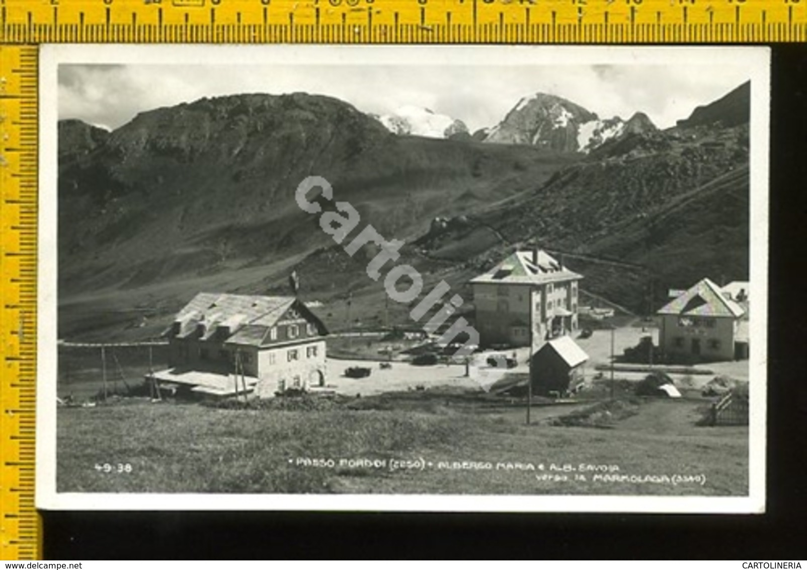 Trento Pordoi - Trento
