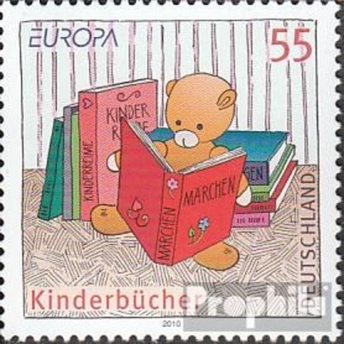 BRD (BR.Deutschland) 2796 (completa Edizione) MNH 2010 Libri Per Bambini - Nuevos