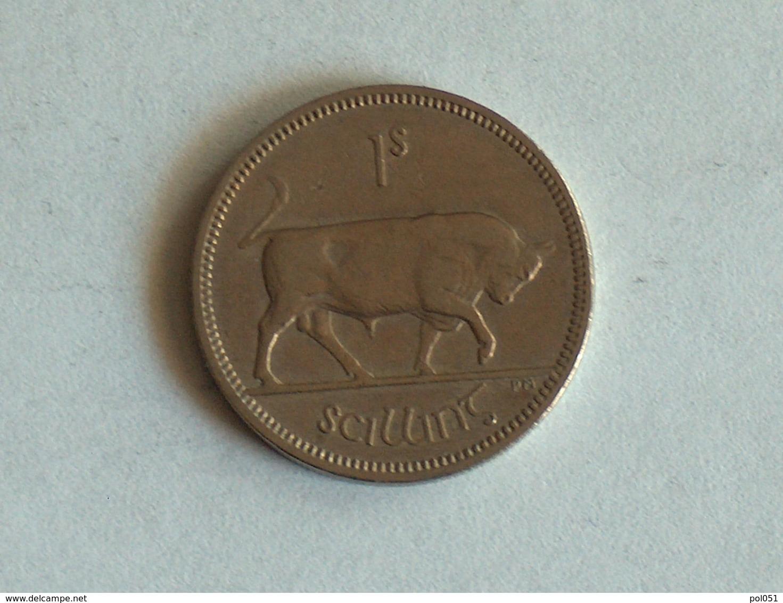 Irlande 1 Shilling 1963 - Irlande