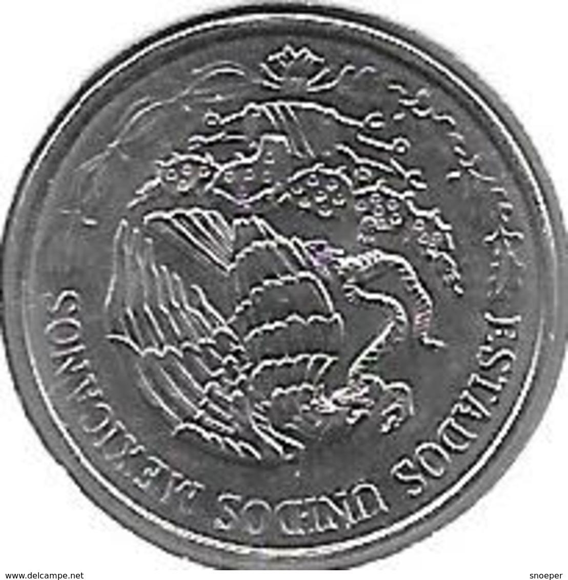 *mexico 10 Centavos  1999 Km547 Bu - Mexico