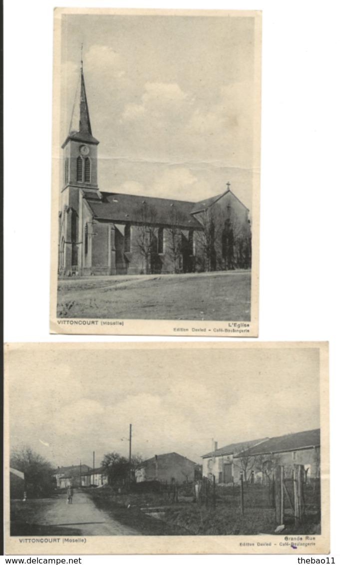 Vittoncourt - Autres Communes