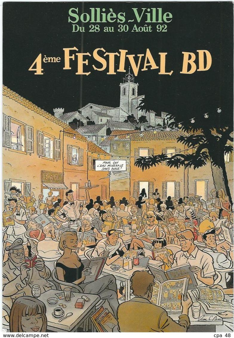Var, Sollies : 4eme Festival B.D - Sollies Pont