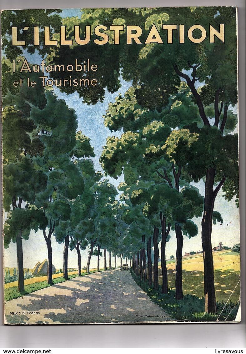 Automobile L'illustration L'automobile Et Le Tourisme Salon De L'automobile 1932 Du 1er Octobre 1932 - Books, Magazines, Comics