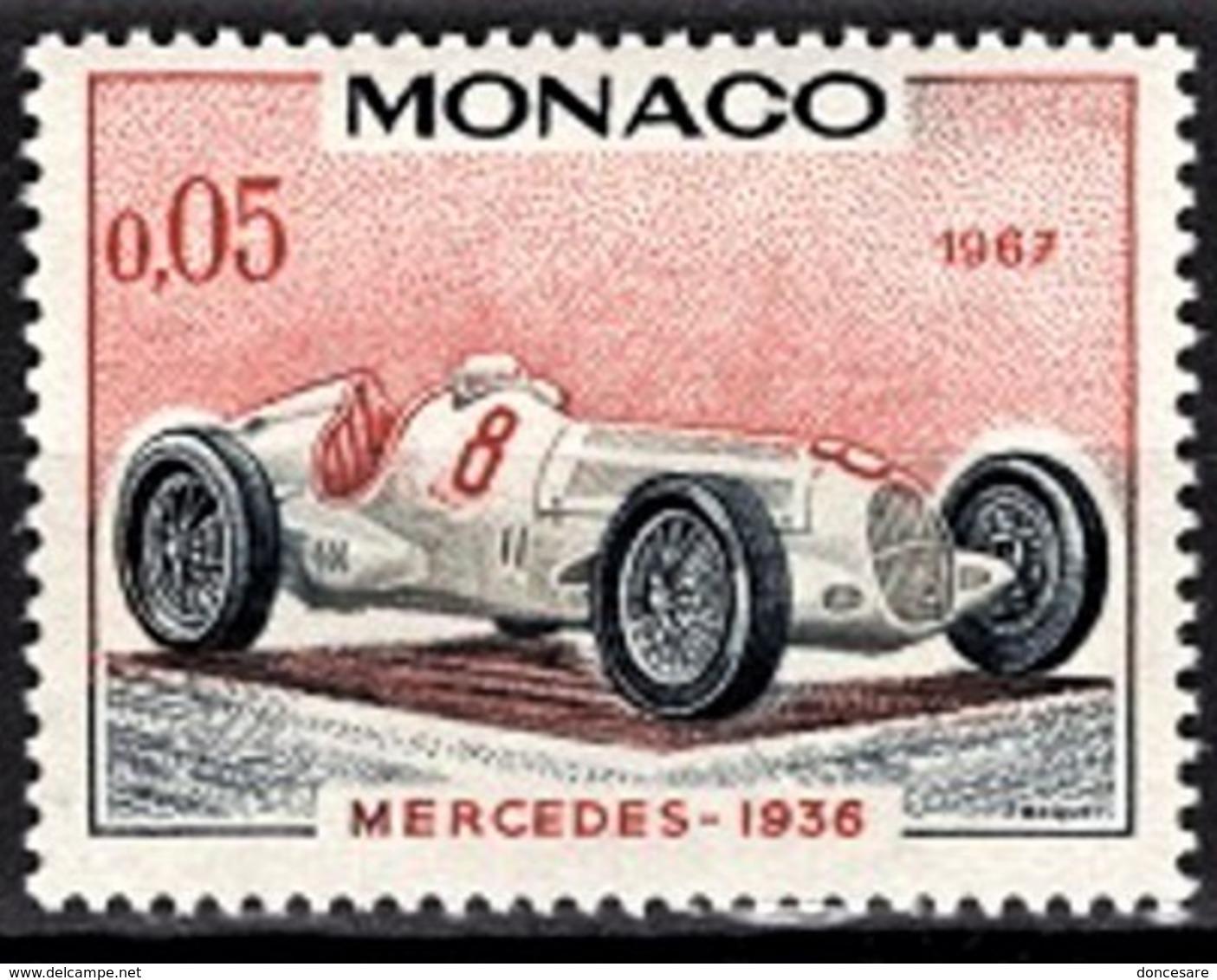 MONACO 1967 - N° 710 - NEUF** - Nuovi