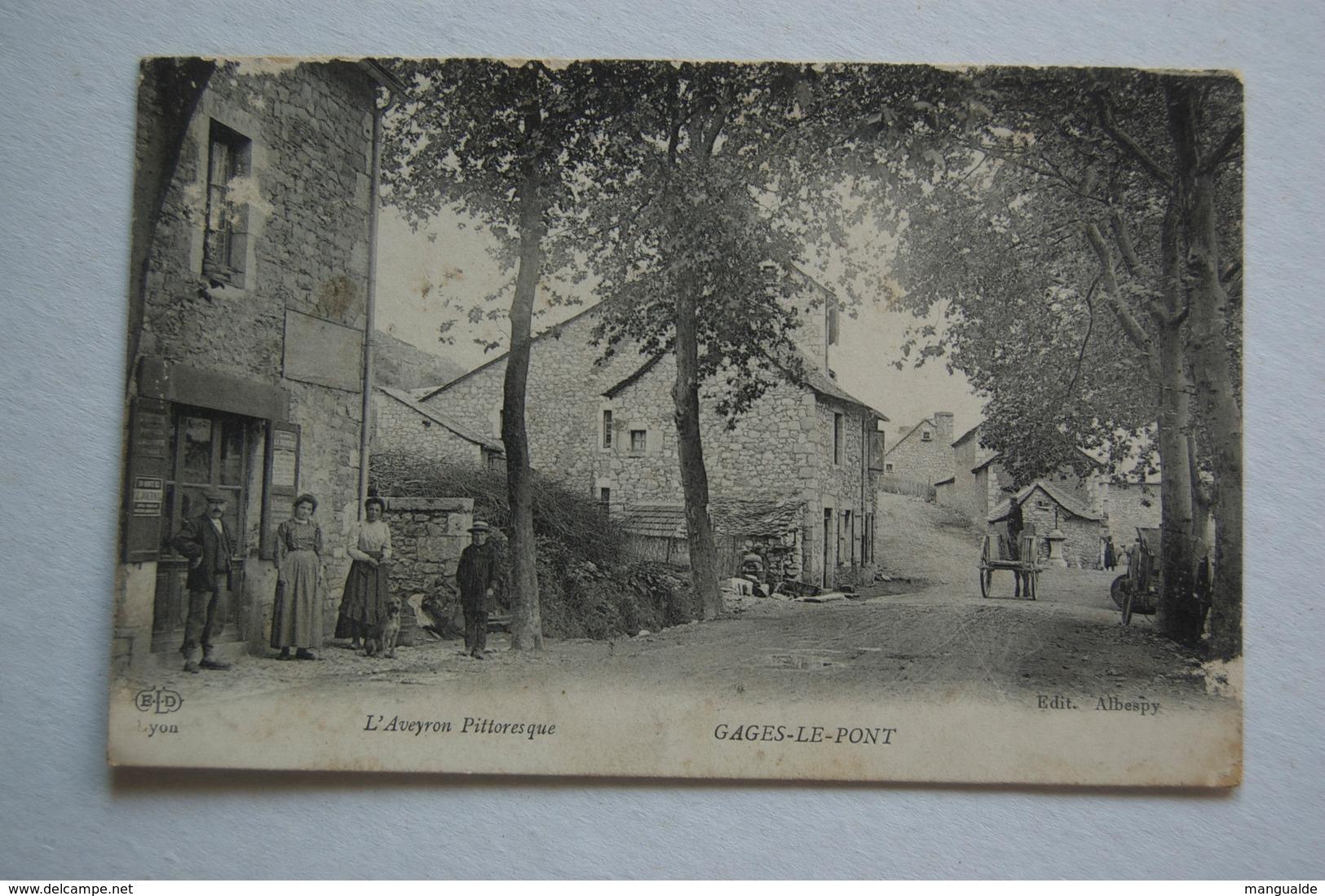 GAGES-LE-PONT - Autres Communes