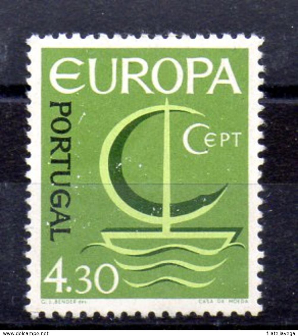 Serie De Portugal Nº Yvert 995 ** - 1910-... República