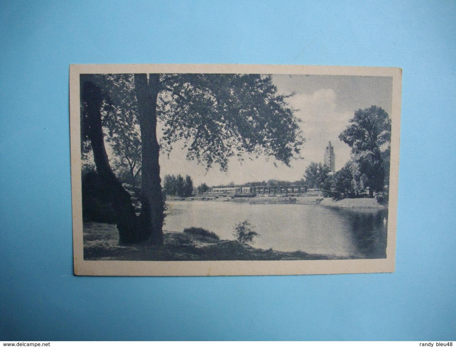 MAGDEBOURG  - MAGDEBURG  -   Adolf Mittag - See    -  ALLEMAGNE - Magdeburg