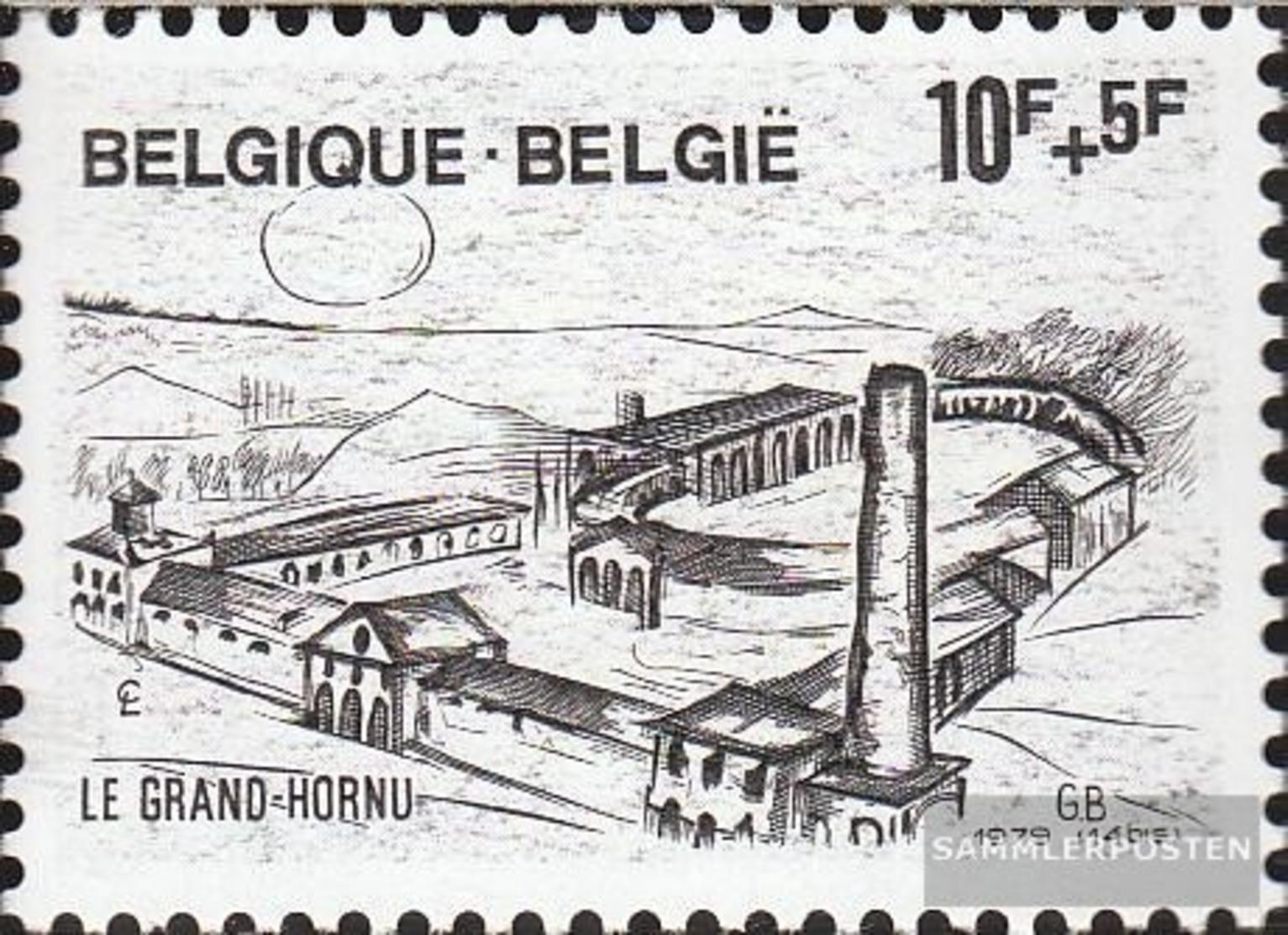 Belgien 2002 (completa Edizione) MNH 1979 Le Grand-Hornu - Nuevos