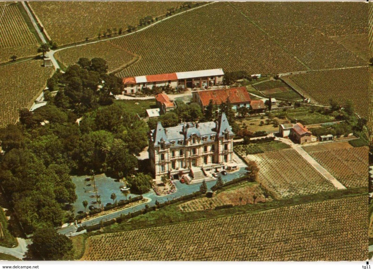 34 - SERVIAN - CHÂTEAU SAINT PIERRE - MONTBLANC - Frankreich