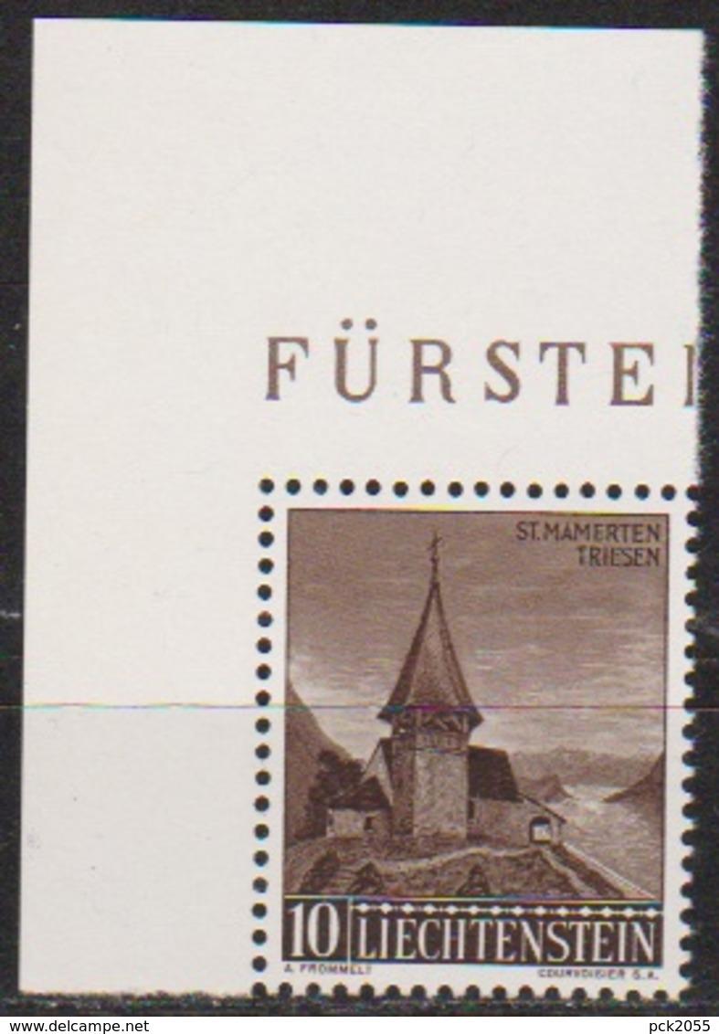 Lichtenstein 1957 MiNr.362 ** Postfr. Heimatliche Bäume Und Sträucher ( 665 )günstige Versandkosten - Liechtenstein