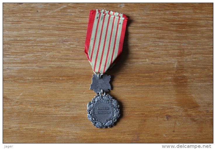 Medaille  Direction Générale Des Douanes  Honneur Et Devouement - Frankreich