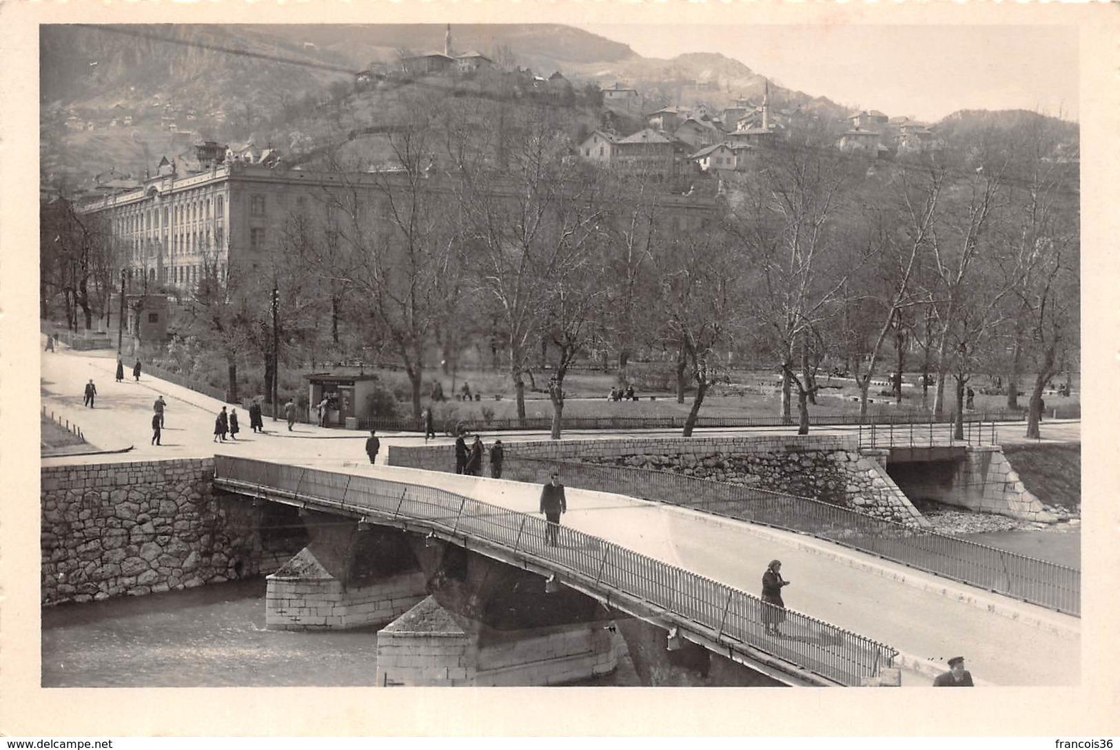 Bosnie - Sarajevo - Most Gavrilla Principa - Bosnie-Herzegovine