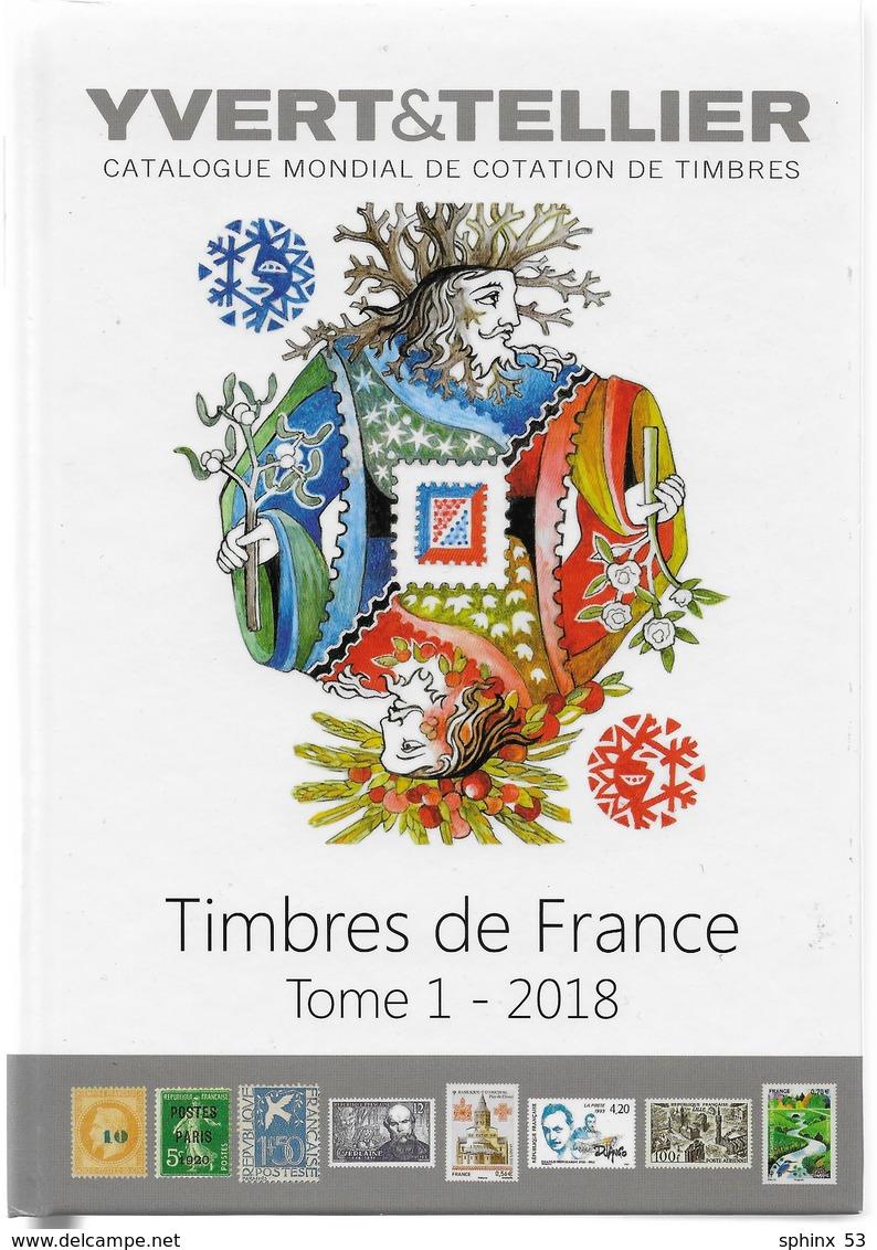 Yvert Tome 1 FRANCE 2018 - Occasion Sans Défaut - Frankreich