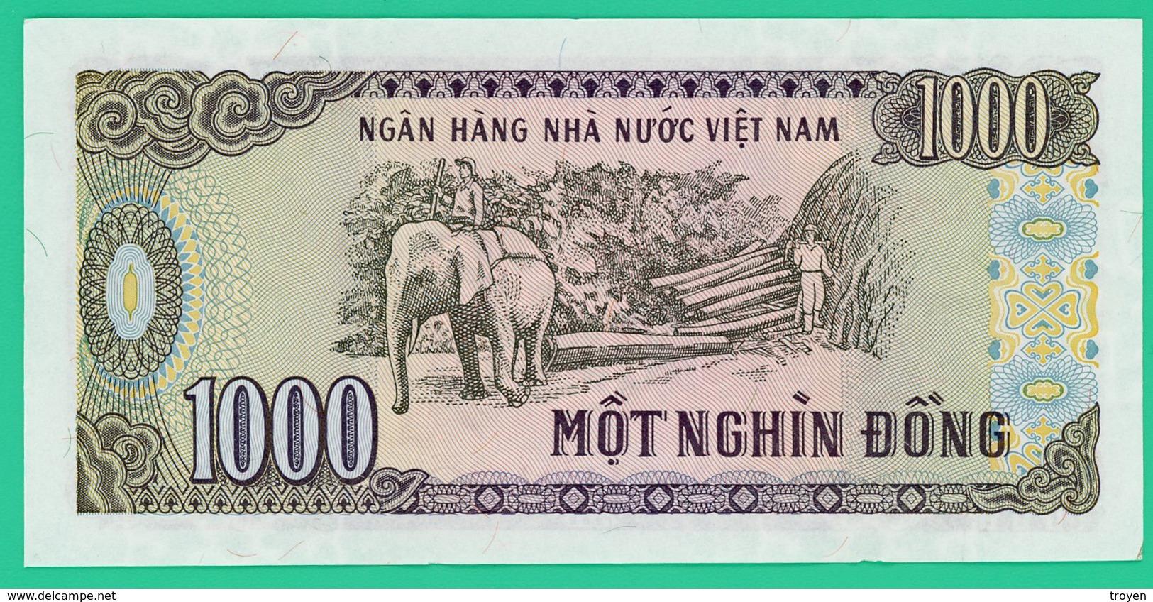 1000 Dong  - Viet Nam - 1988 - DA 7895501 -  Neuf - - Vietnam