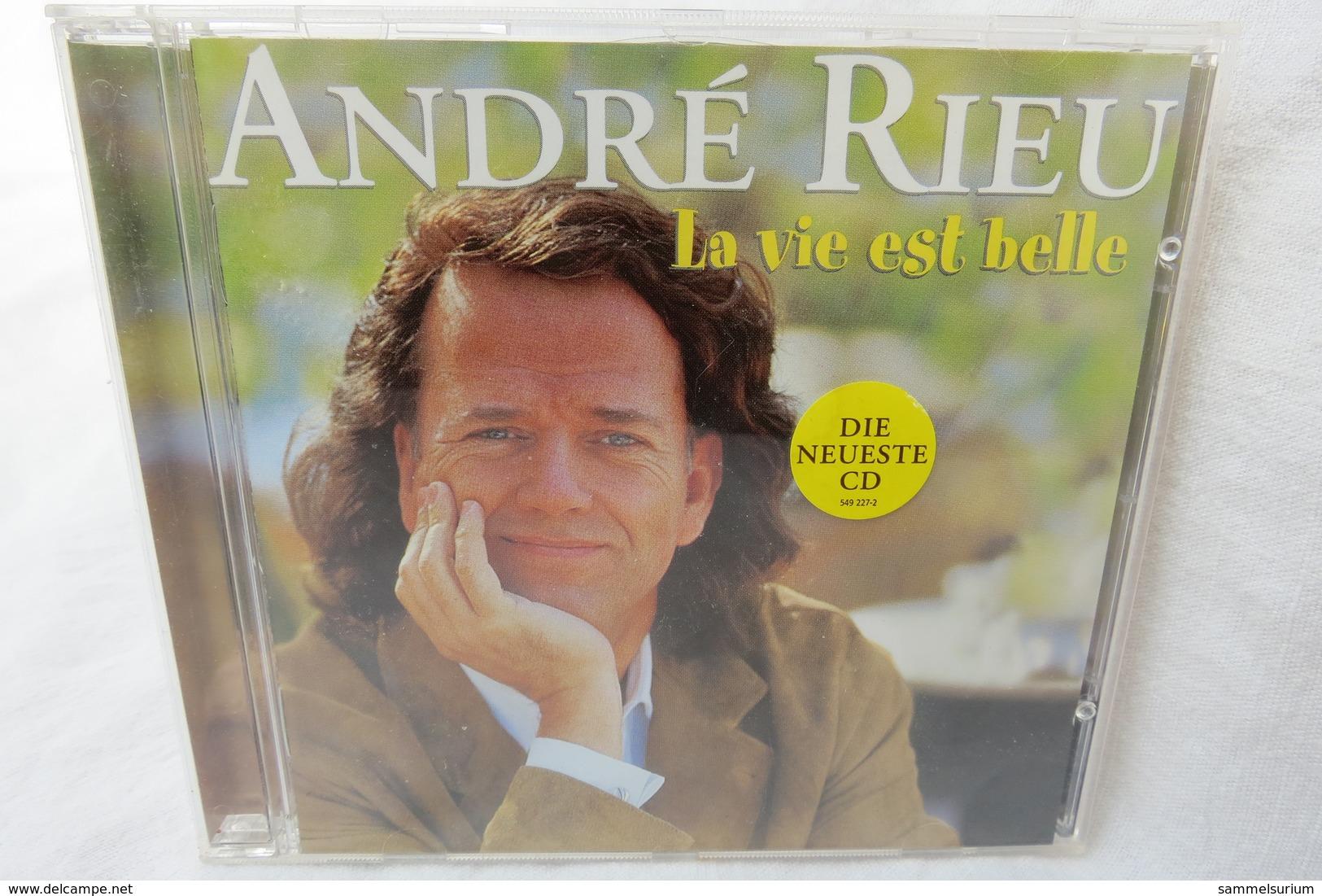 "CD ""André Rieu"" La Vie Est Belle, Das Leben Ist Schön - Instrumental"
