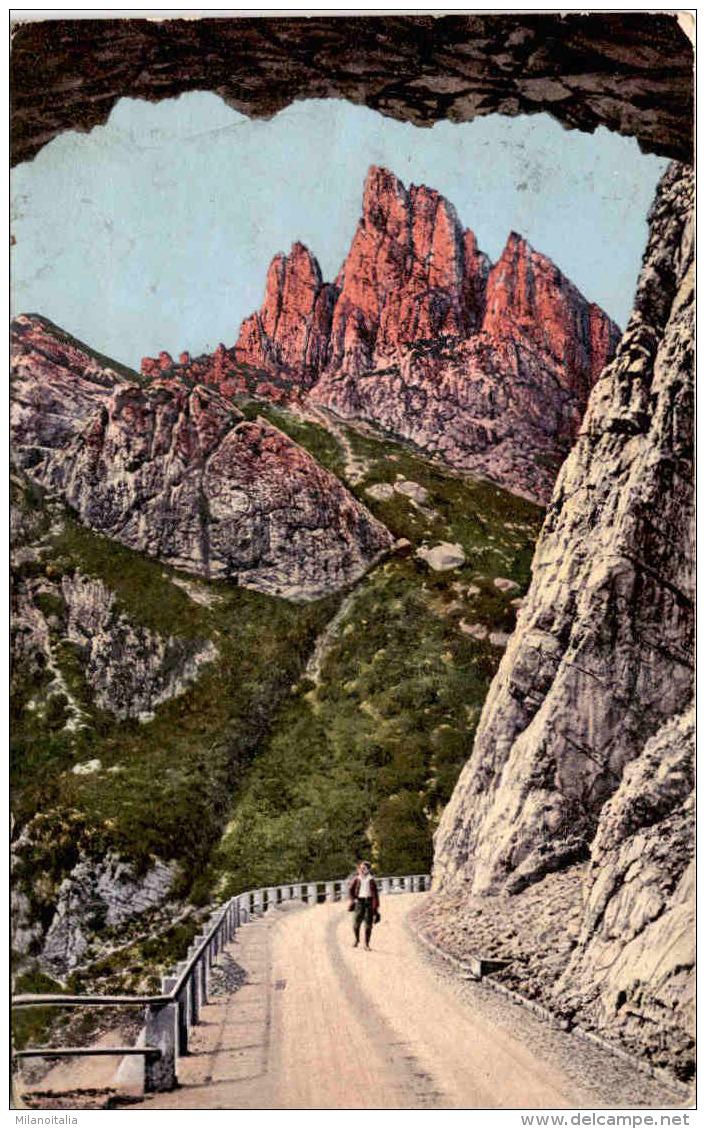 Dolomiten - Falzarego-Tunnel Mit Sasso Di Stria (274) * 6. 9. 1915 - Non Classificati