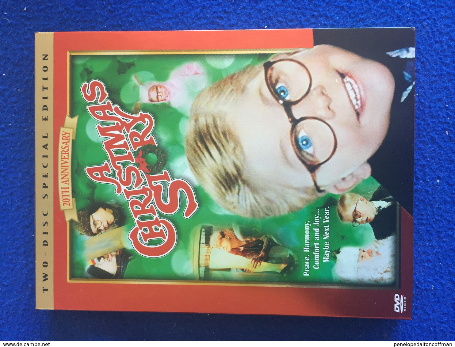 A Christmas Story 20th Anniversary Special (Two Disc) One: The Movie ,and ,Disc Two 20th Ann. Specials 2003 - Children & Family