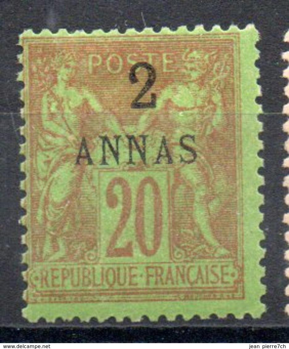 Zanzibar  Sansibar Y&T 4* - Sansibar (1894-1904)