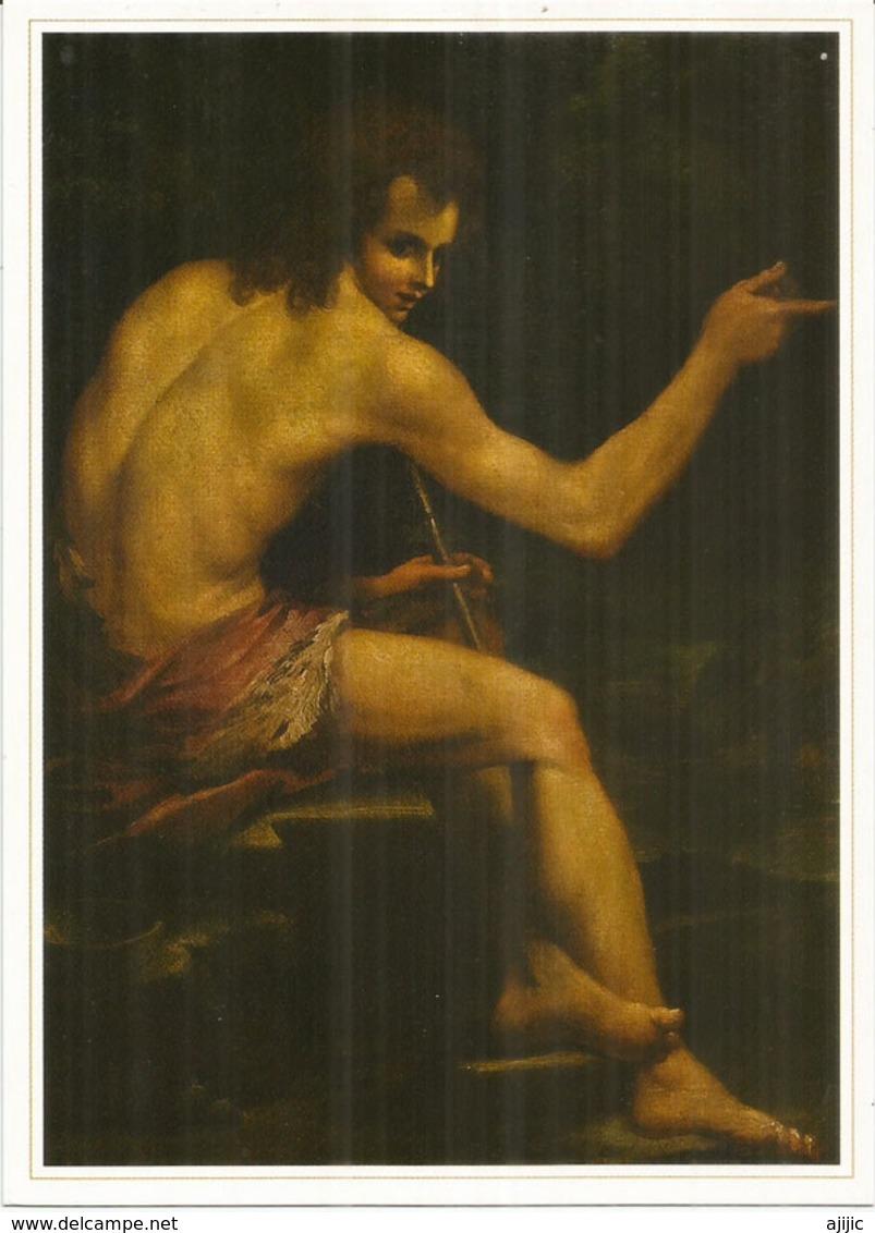 Giovanni Battista . Il XVII Secolo. Bartolomeo Schedoni, Musée Des Beaux-Arts De BAKU, CP Neuve 20 X 14 Cm - Azerbaïjan