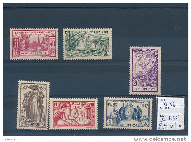 REUNION YVERT 151/156 MNH SANS CHARNIERE - Réunion (1852-1975)