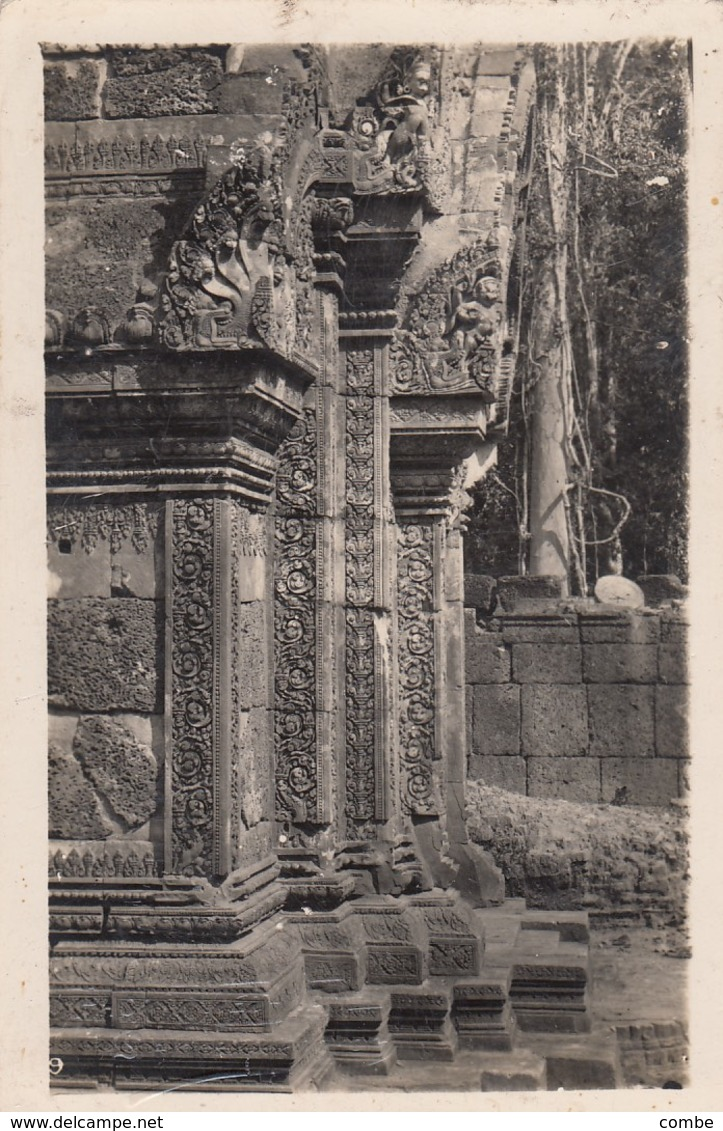 "CARTE CAMBODGE. ANGKOR-VAT. "" PHOTO VIET-NAM / Siemréap-Angkor "" - Cambodge"