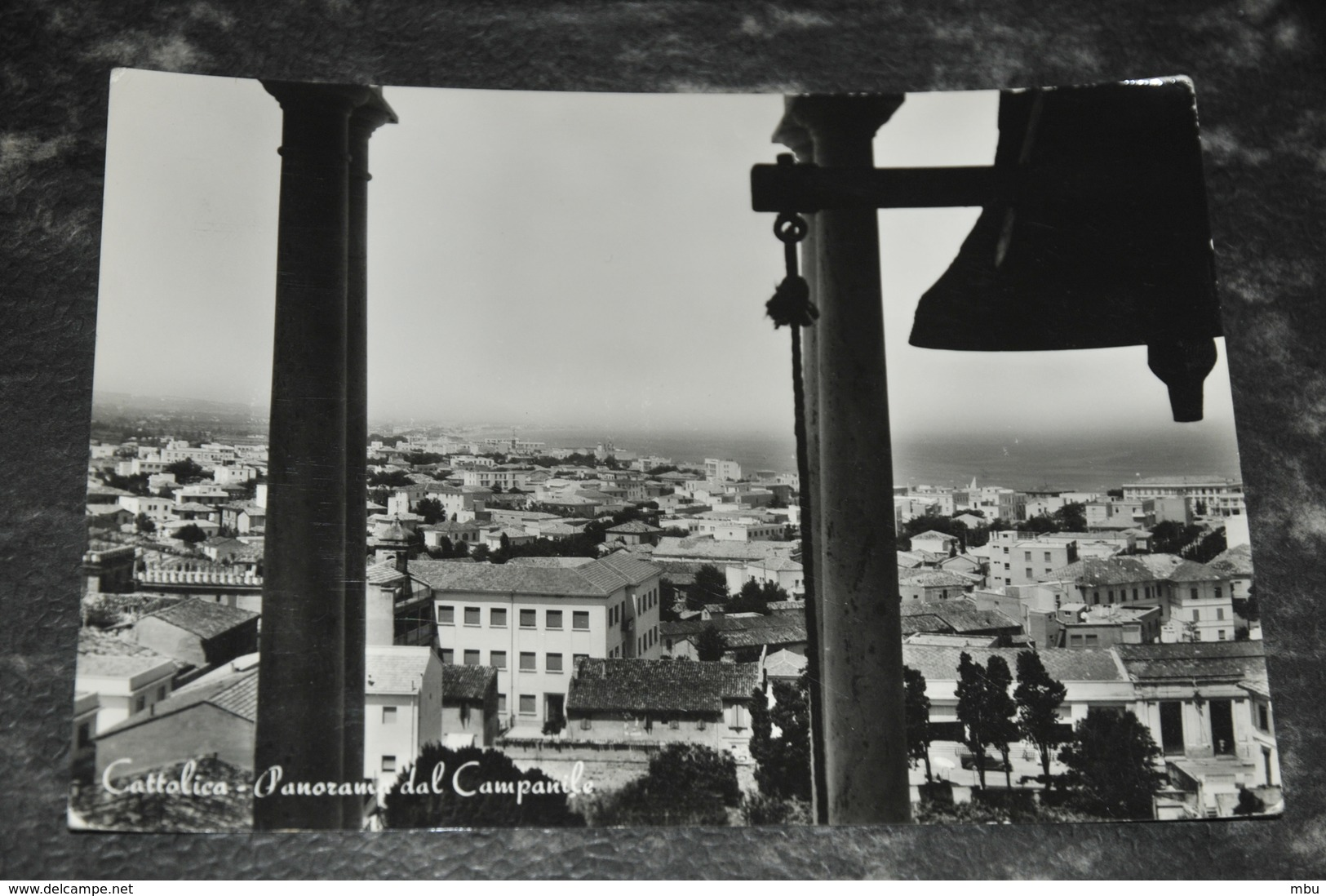 3369   CATTOLICA - Panorama Dal Campanile - Autres Villes
