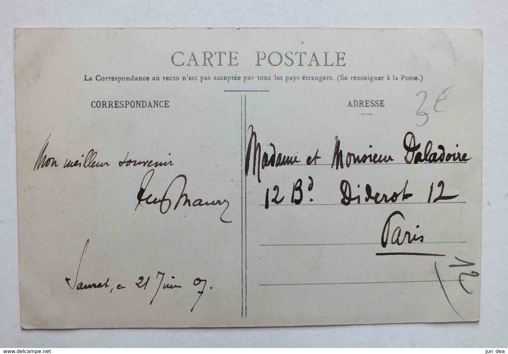 LA HAUTE ARIEGE - CASCADE DE CARGNES A RABAT PRES SAURAT - 80 - France