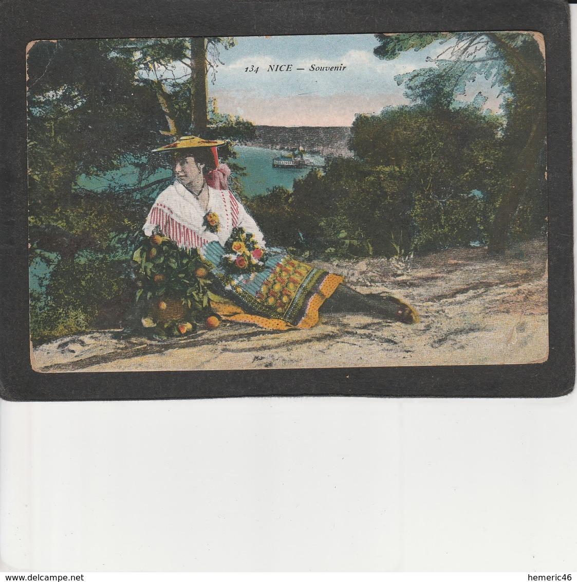 06 NICE -  Lot De 15 Cartes (à Voir 15 Scans) - Sets And Collections