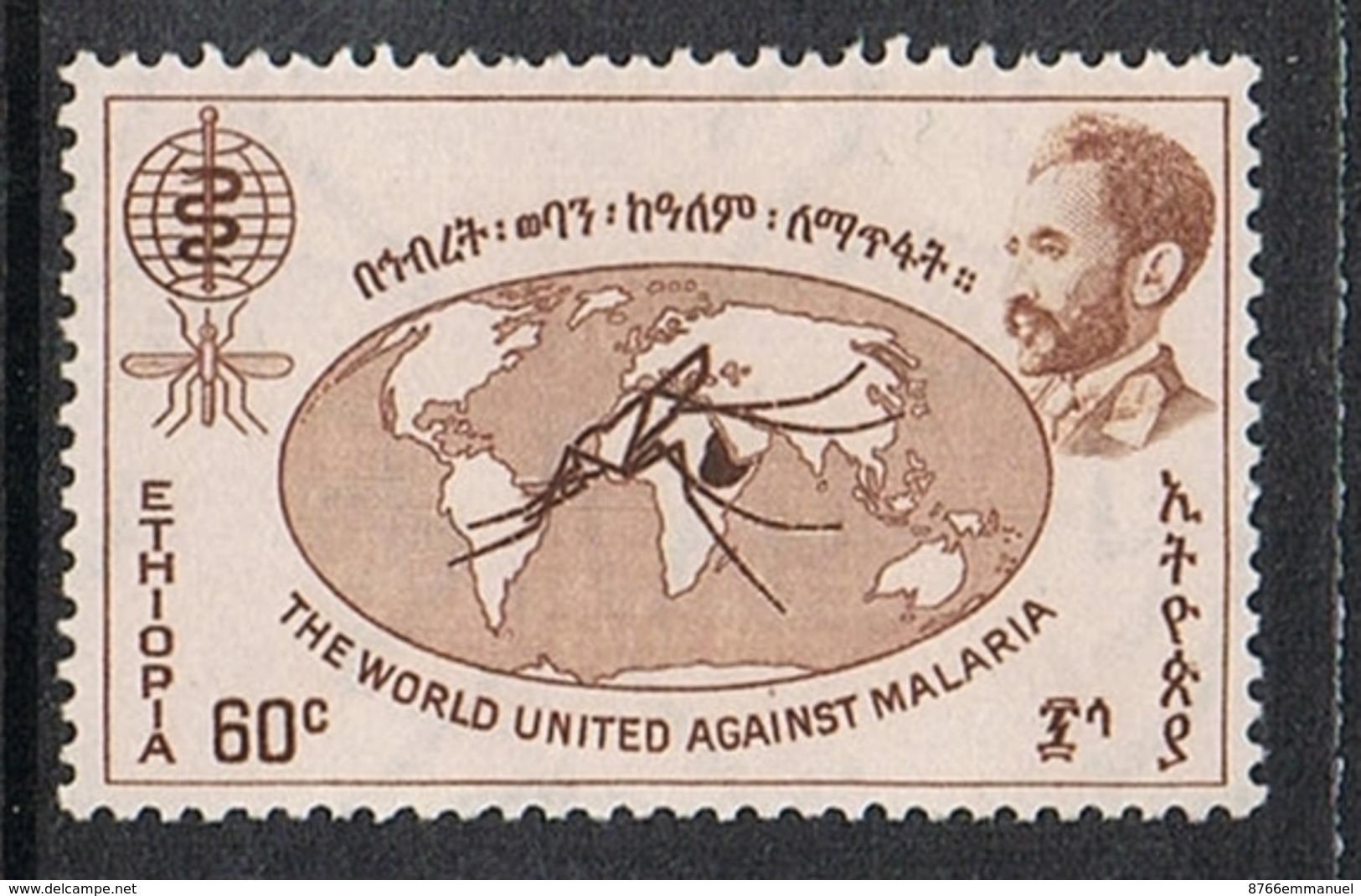 ETHIOPIE N°387 N** - Ethiopie