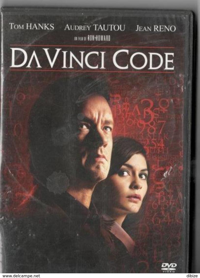 DVD Da Vinci Code Tom Hanks Audrey Tautou - Science-Fiction & Fantasy