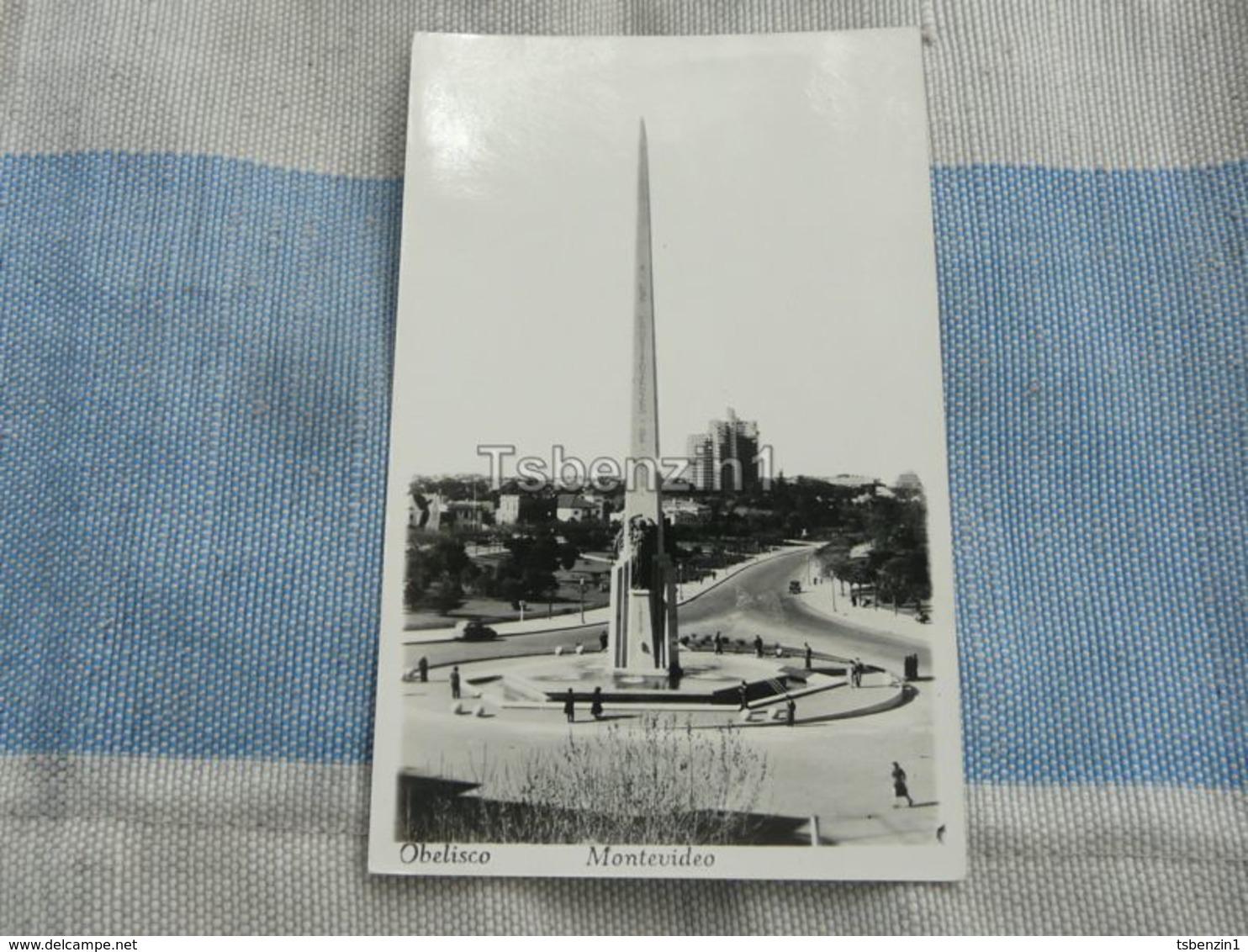 Obelisco Montevideo Uruguay - Uruguay