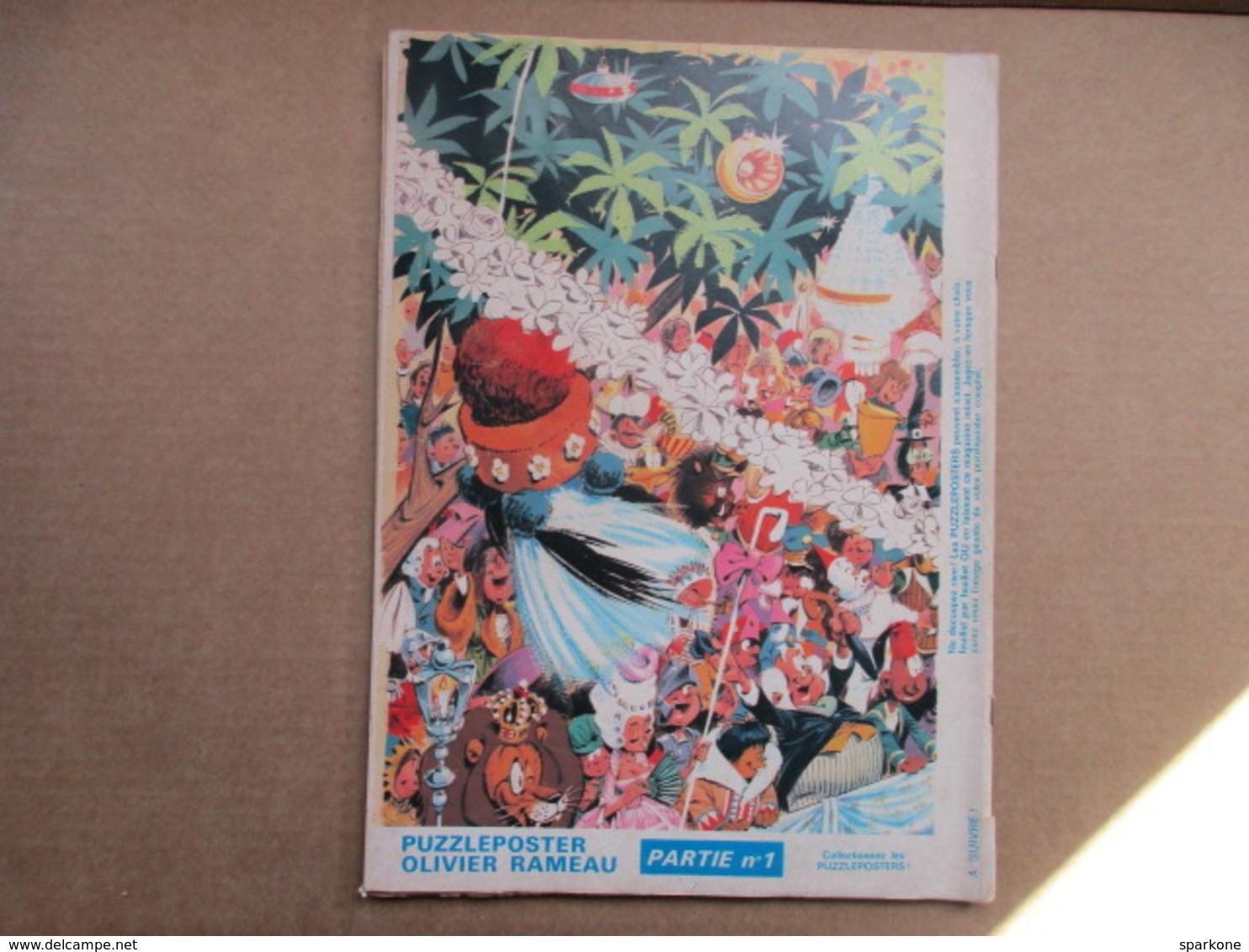 Tintin Le Super Journal Des Jeunes De 7 à 77 Ans  (N° 2 / 1971) 26° Année Édition Belge - Boeken, Tijdschriften, Stripverhalen
