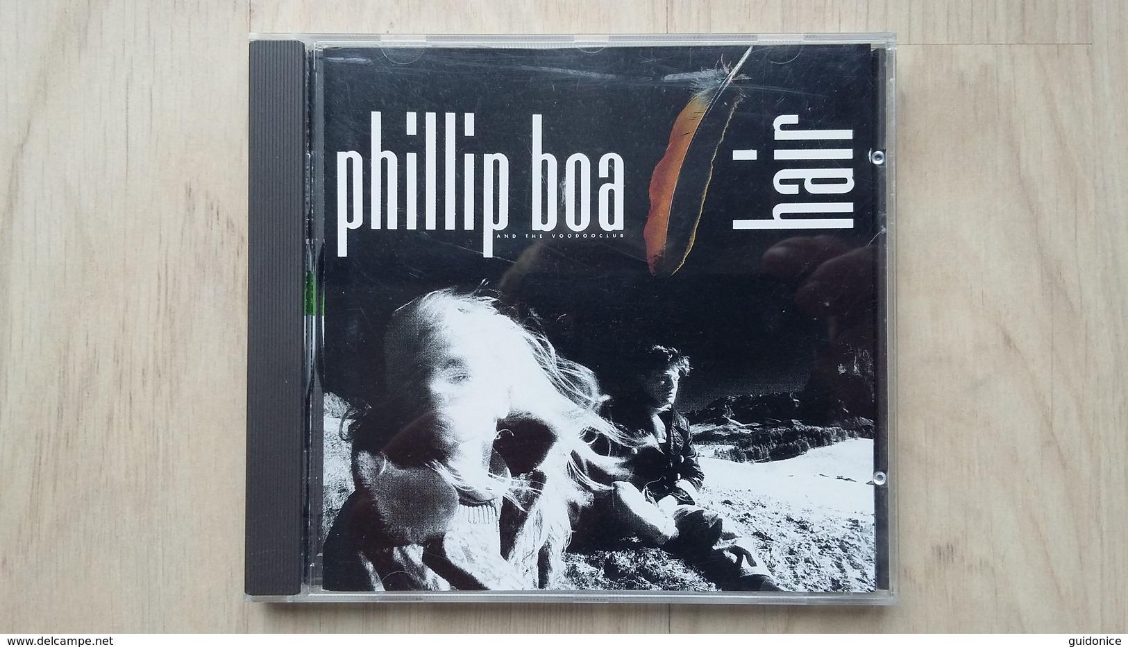 Phillip Boa And The Voodooclub - Hair - CD Von 1989 - Disco, Pop
