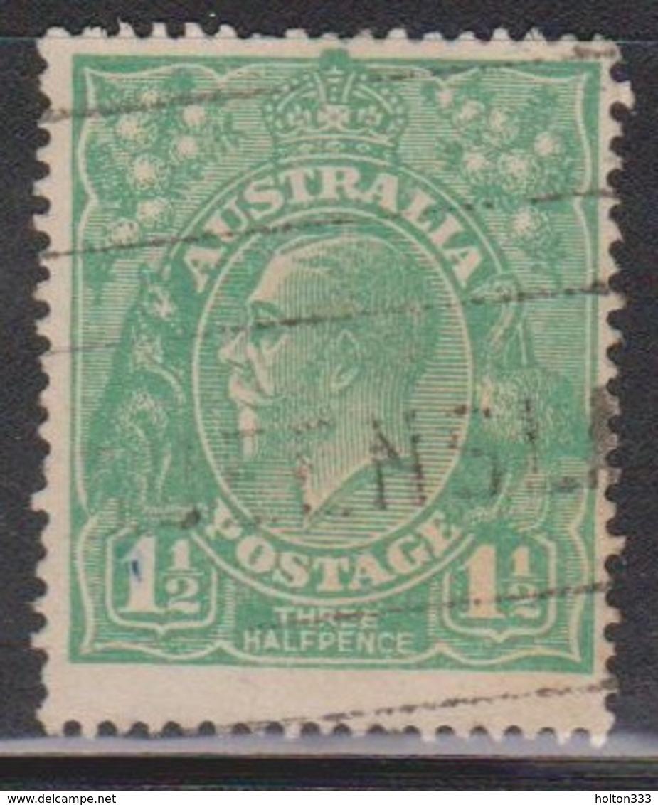 AUSTRALIA Scott # 25 Used - KGV Head - 1913-36 George V: Heads