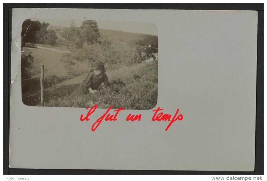 06 SOSPEL - Voir Au Dos Indication - Cpa Photo - Sospel