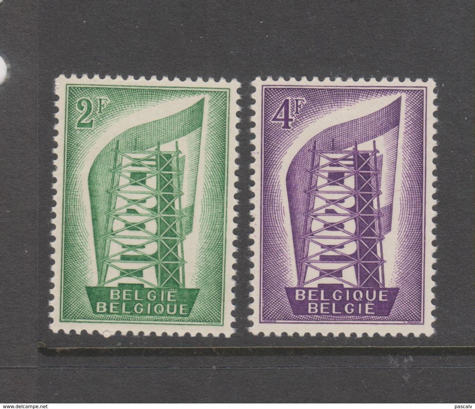 COB 994 / 995 ** Neuf Sans Charnière MNH Cote 15 Euro - Belgien