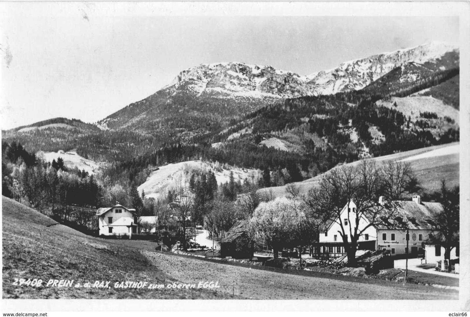 Reichenau An Der Rax Est Une Commune Autrichienne Du District De Neunkirchen En Basse-Autriche. CPSM 1952 - Neunkirchen