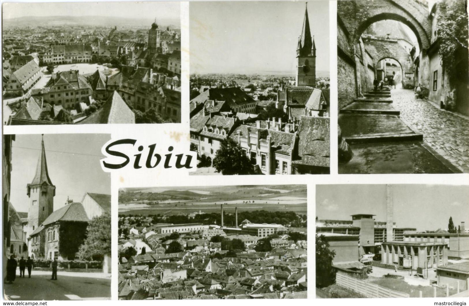 ROMANIA  SIBIU  Multiview - Romania