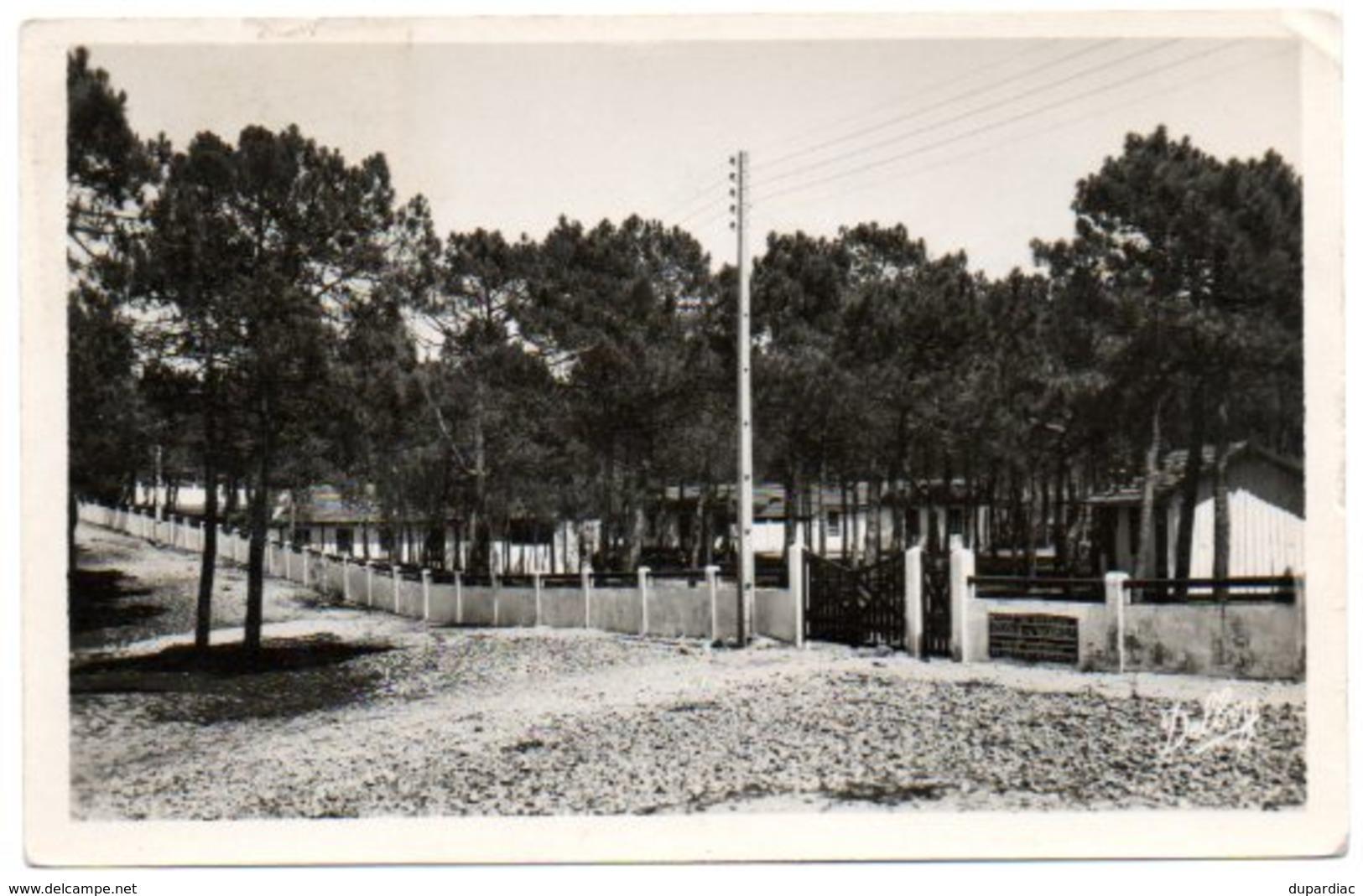 33 - Gironde / LACANAU - OCEAN : Colonie De Vacances De La R.M.G.E. - France