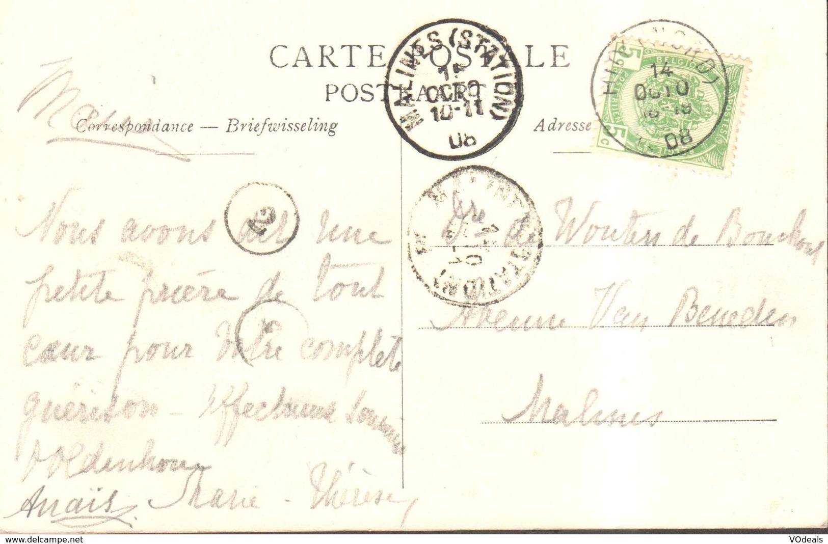 CPA - Belgique -  Liège - Huy - Notre-Dame De La Sarthe - Huy
