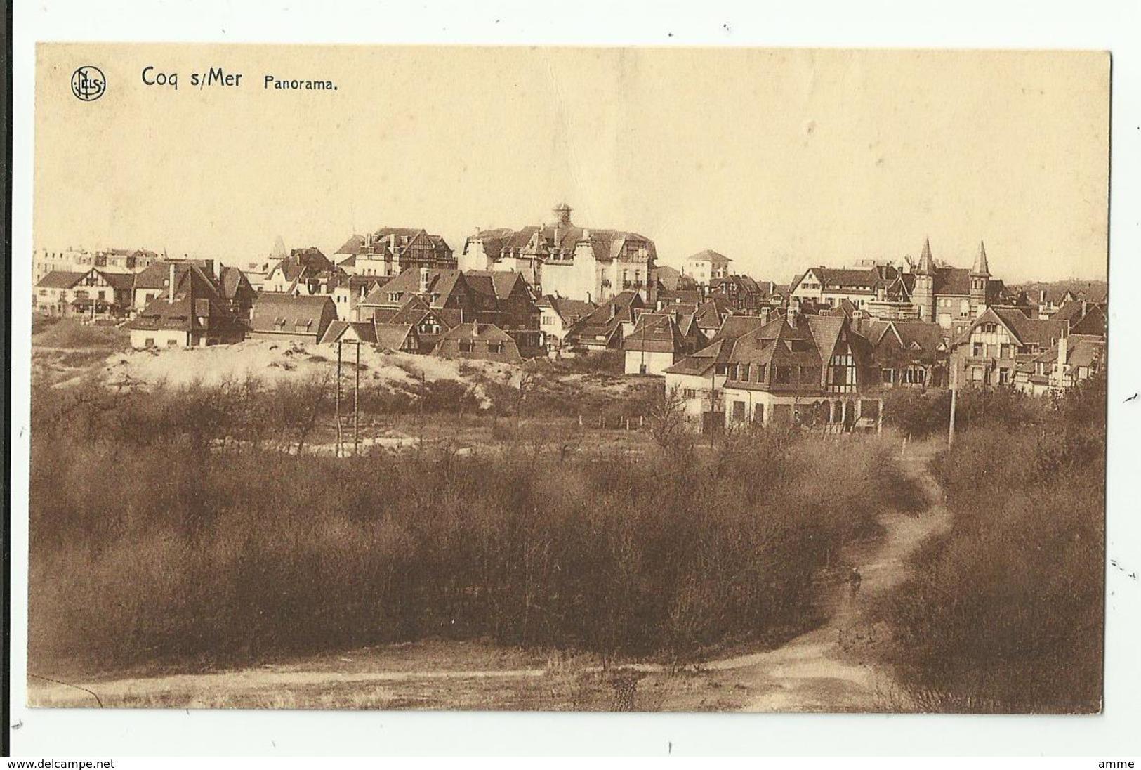 Coq-sur-Mer   *  Panorama - De Haan