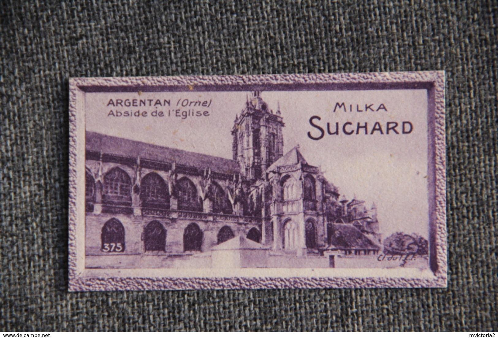 ARGENTAN - MILKA SUCHARD - Suchard