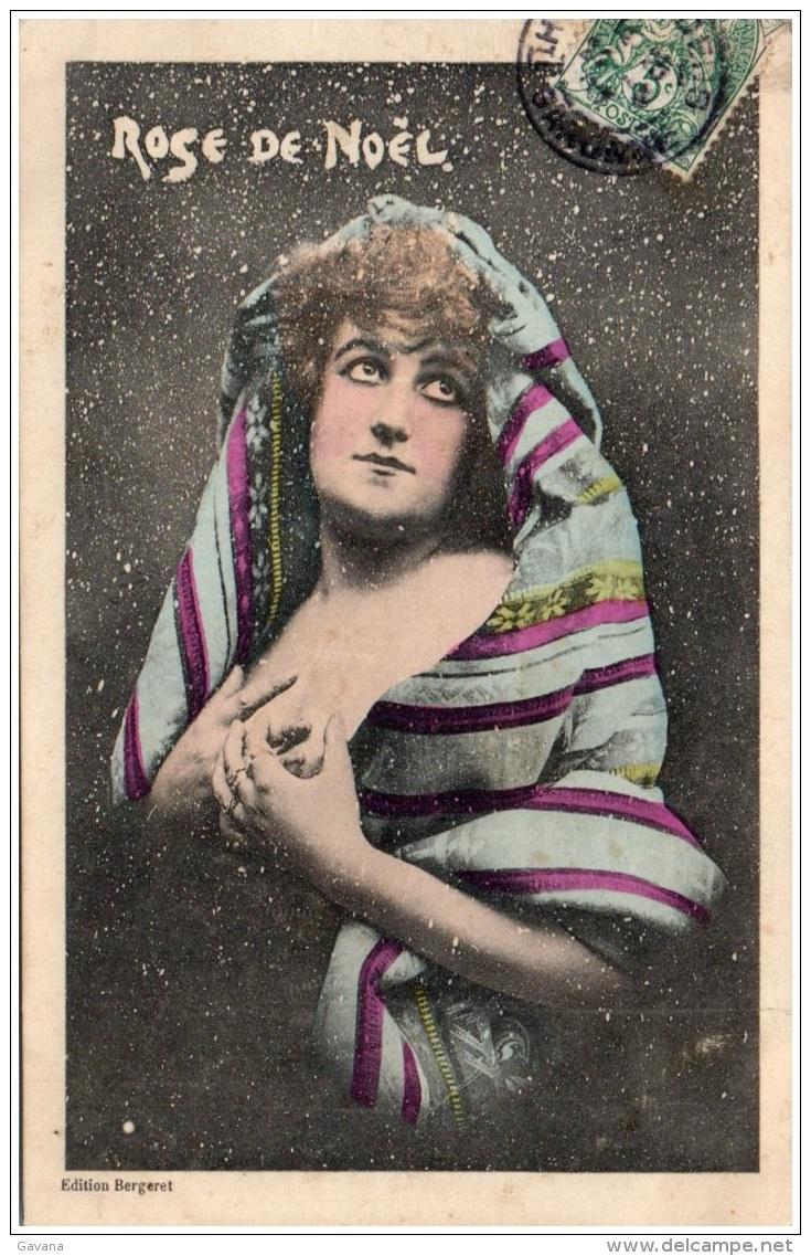 BERGERET - Rose De Noêl - Bergeret