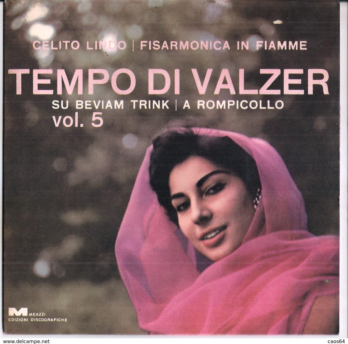 TEMPO DI VALZER N. 5  GAIO PADANO - Country & Folk