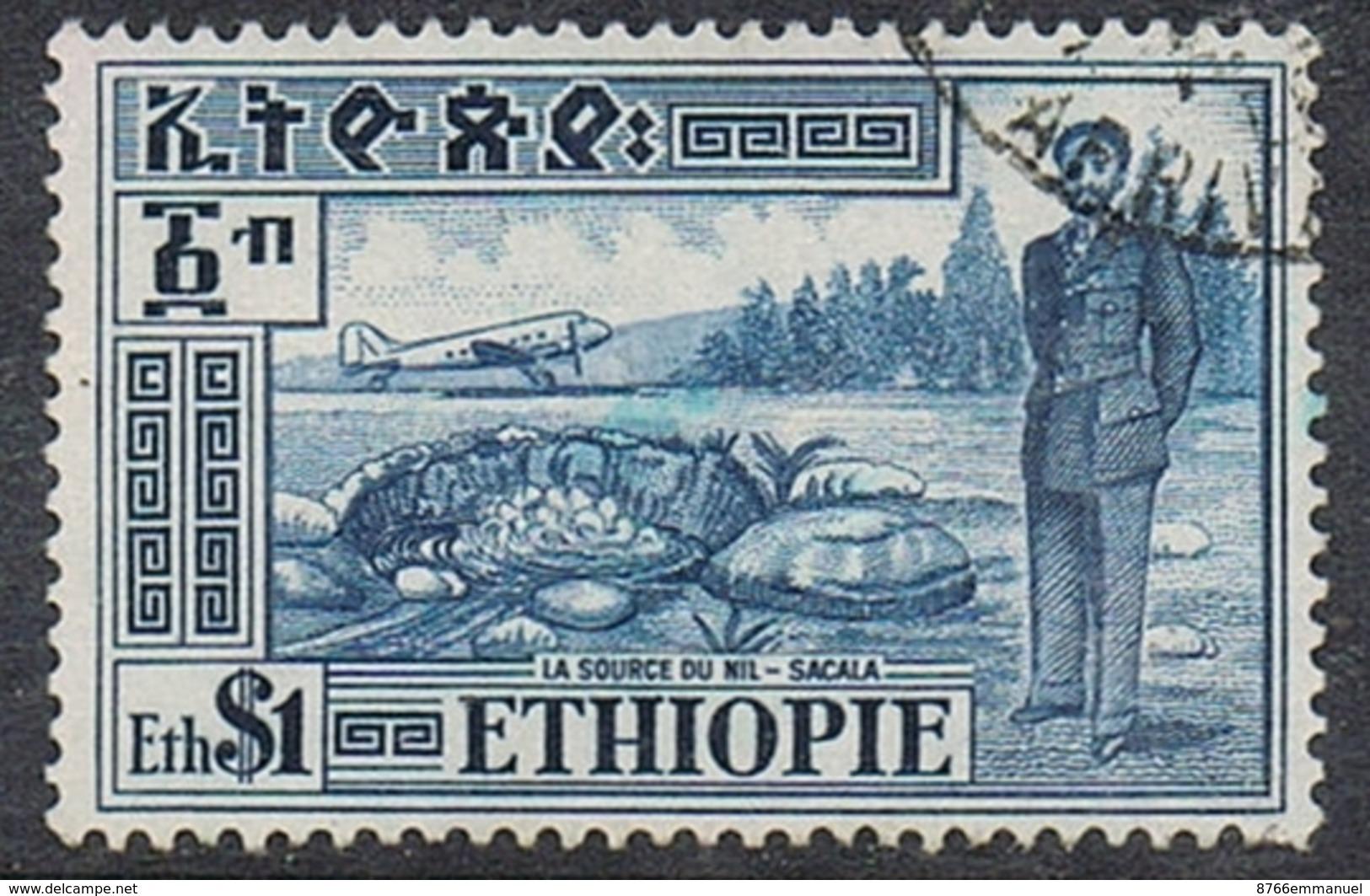 ETHIOPIE AERIEN N°27 - Ethiopie
